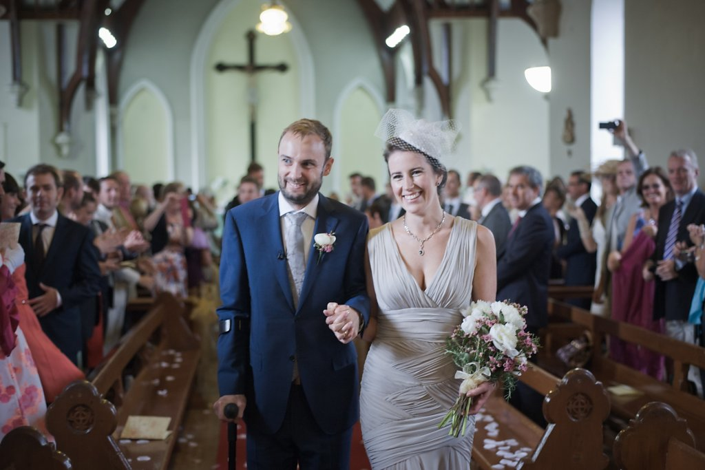 The Wedding of Caroline Cawley & Daniel M. Christiansen